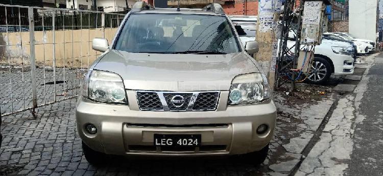 Nissan x trail 2.0 gt 2007