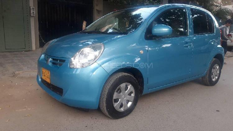 Toyota passo x 2011