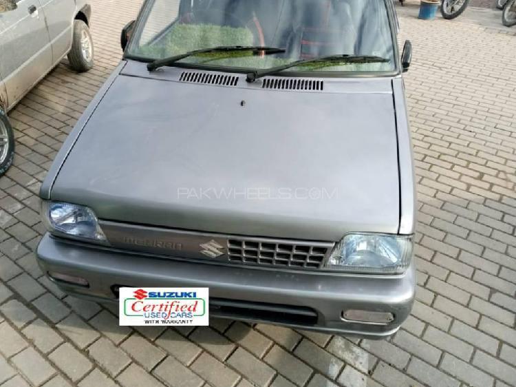 Suzuki mehran vxr euro ii 2018