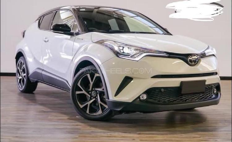 Toyota c-hr 1.2 turbo 2017