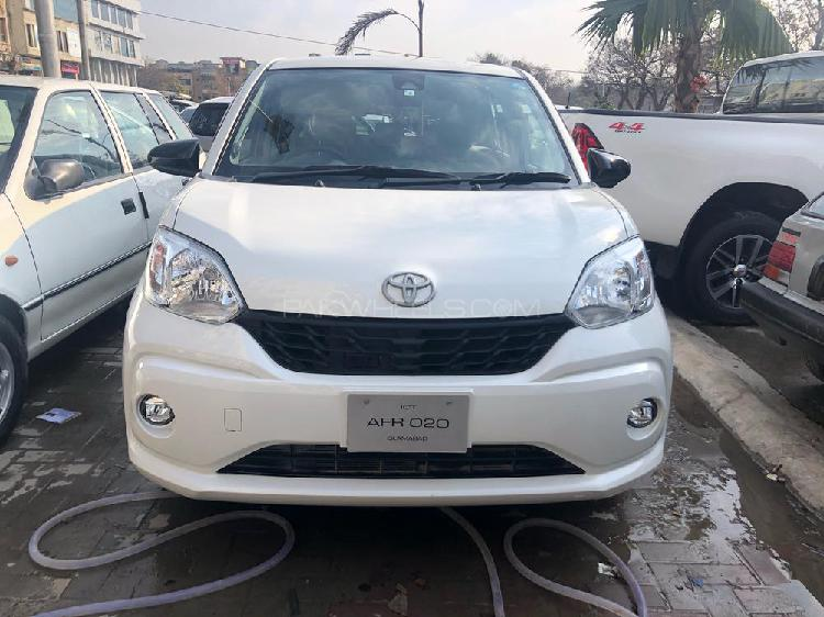 Toyota passo x l package 2018