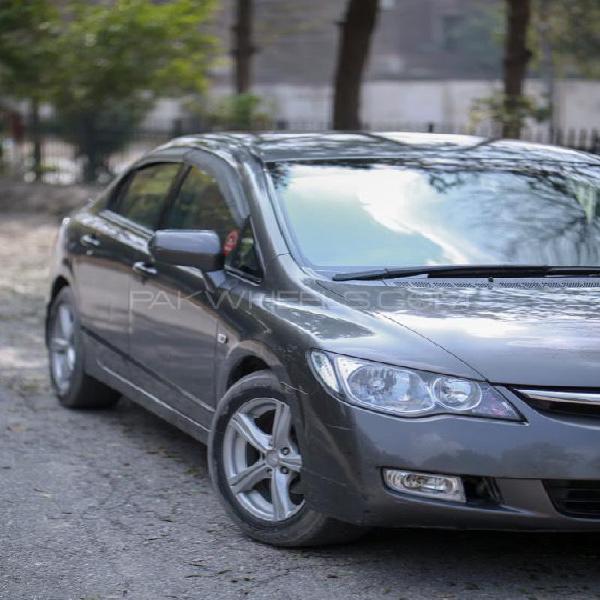 Honda civic vti 1.8 i-vtec 2007