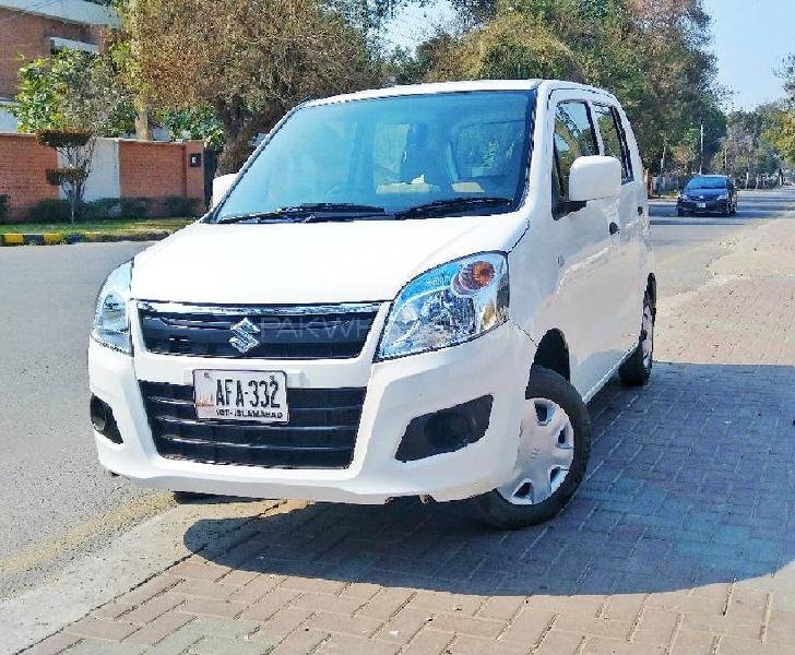Suzuki wagon r vxl 2017