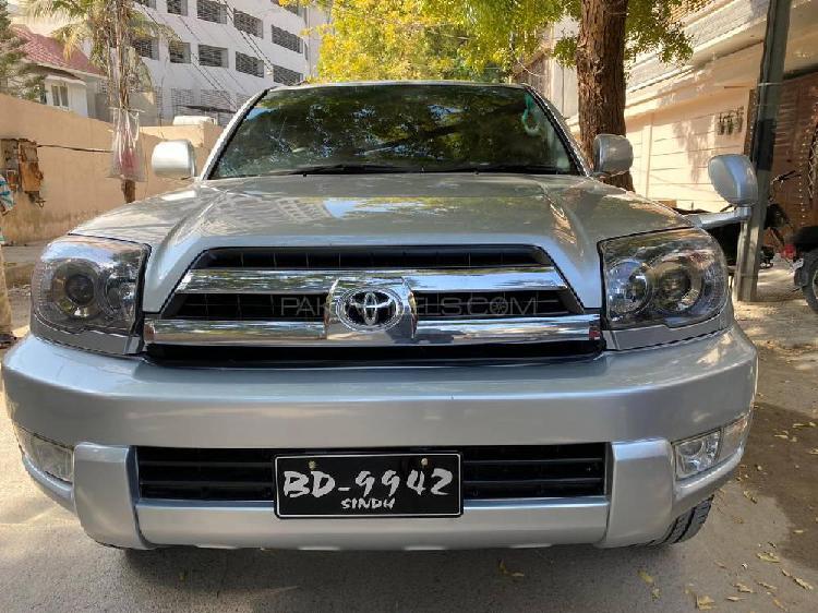 Toyota surf ssr-x 2.7 2005