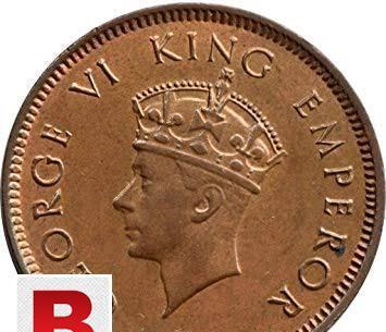 One quarter anna india 1941