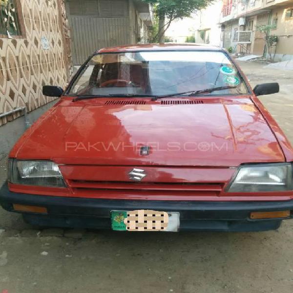 Suzuki khyber limited edition 1992
