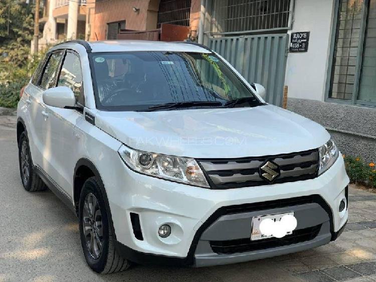 Suzuki vitara gl+ 1.6 2017
