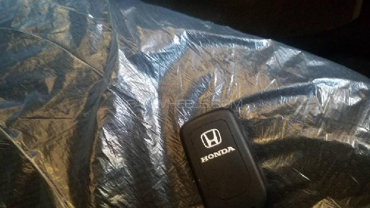Honda vezel hybrid x honda sensing 2019