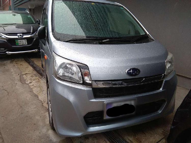 Subaru stella g 2014