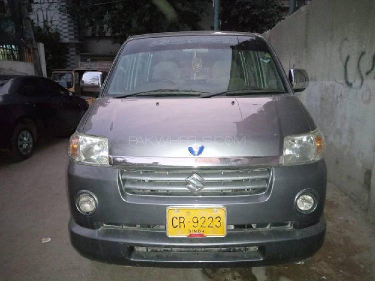 Suzuki apv glx (cng) 2007