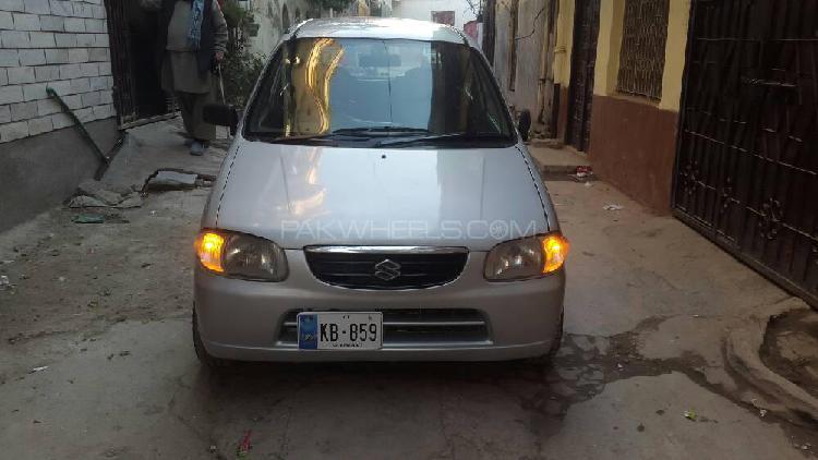 Suzuki alto vxr (cng) 2006