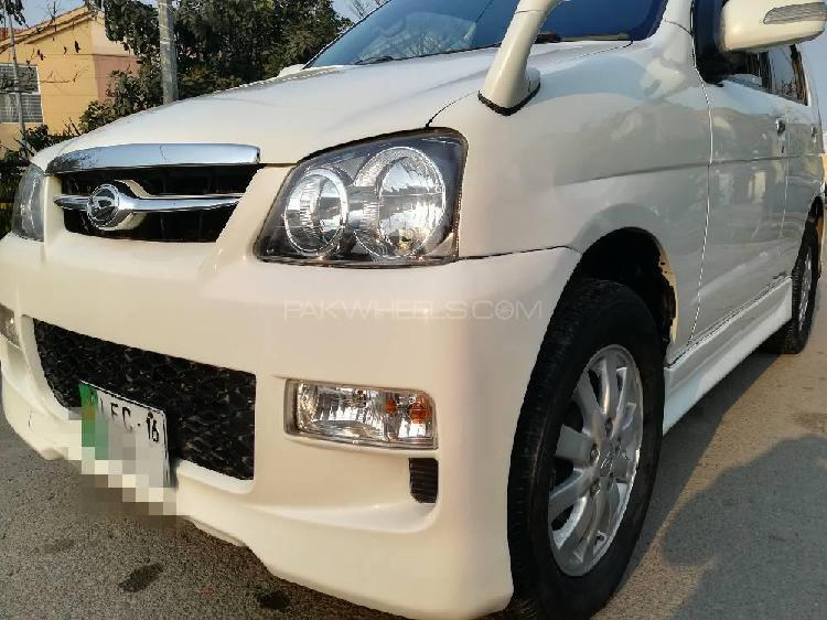 Daihatsu terios 4x2 automatic 2010