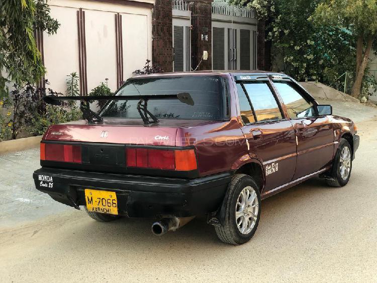 Honda city exi 1985