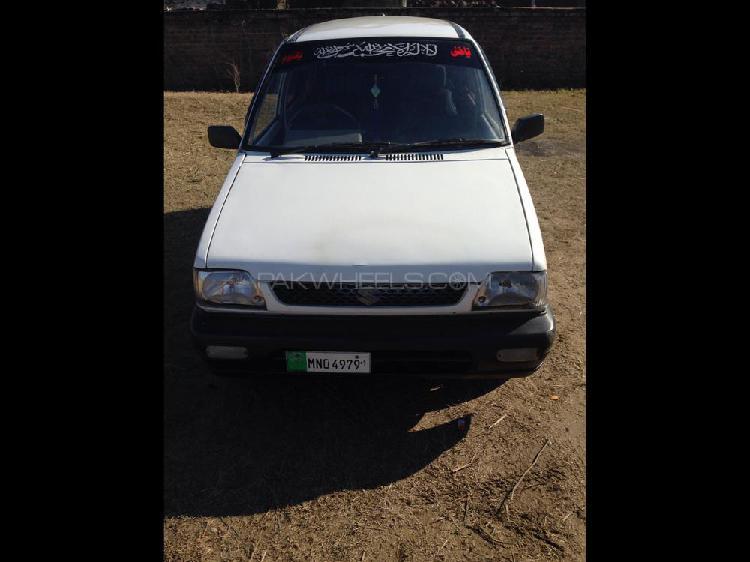 Suzuki mehran vxr (cng) 1990