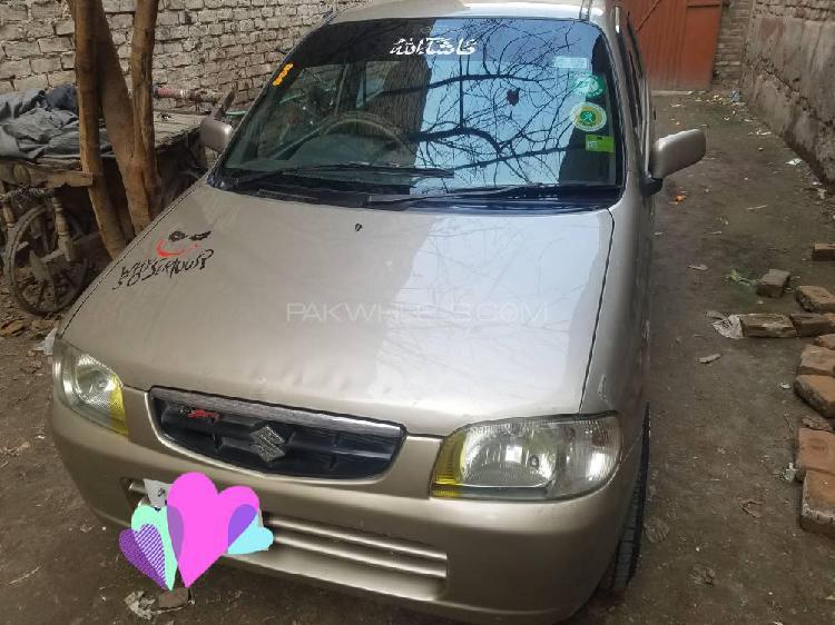 Suzuki alto vxr (cng) 2007