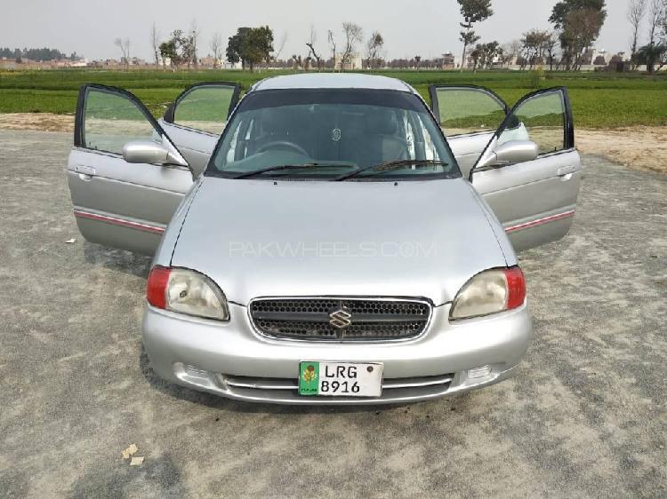 Suzuki baleno jxr 2002