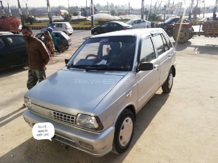 Suzuki mehran vxr 2003