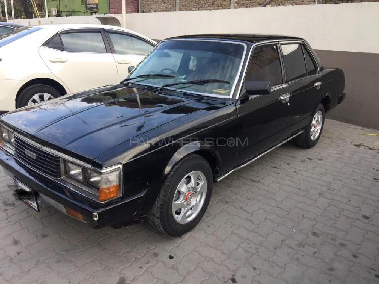 Toyota corona ex saloon 1981