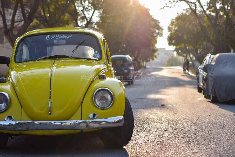 Volkswagen beetle 1200 1969