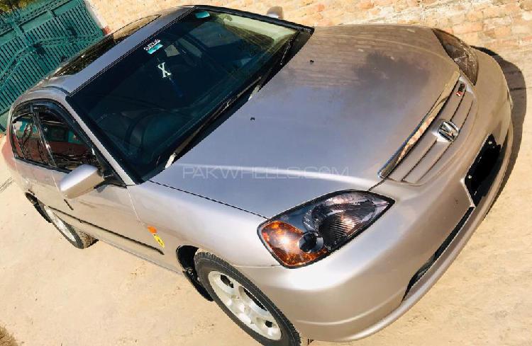 Honda civic vti oriel prosmatec 1.6 2002