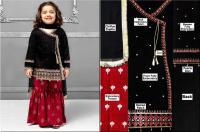 Designer Baby Girl Lawn Dresses In Wholesale, Karachi