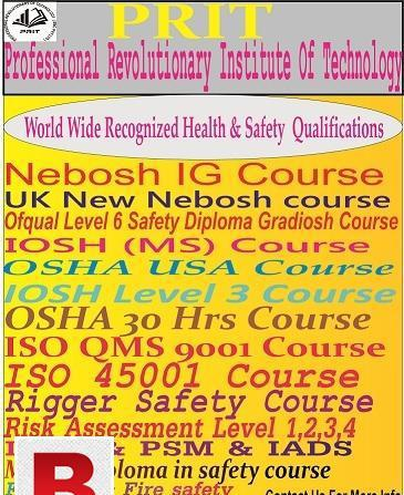 ISO QMS 9001 COURSE IN PAKISTAN