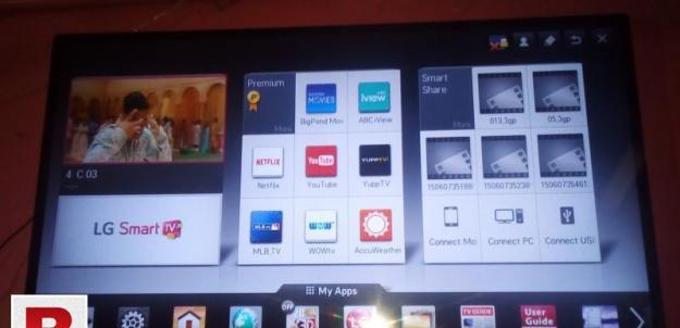 LG smart TV original 42Lm6410 3D