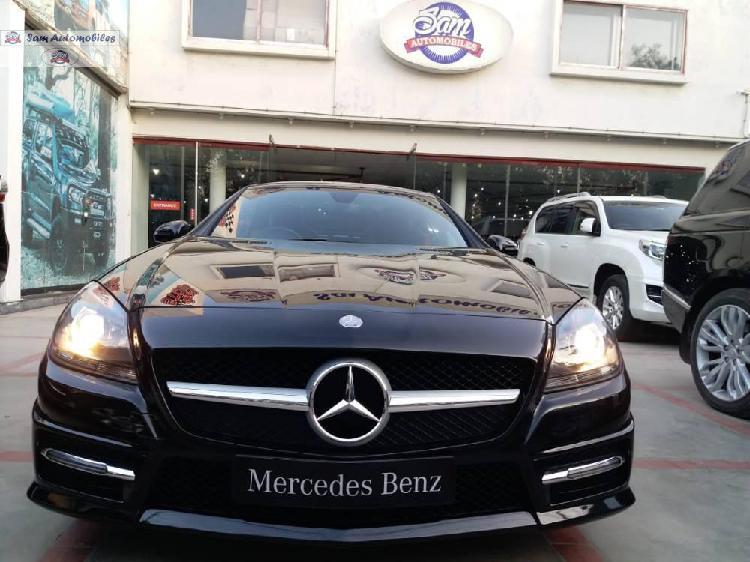 Mercedes benz slk class slk200 2013