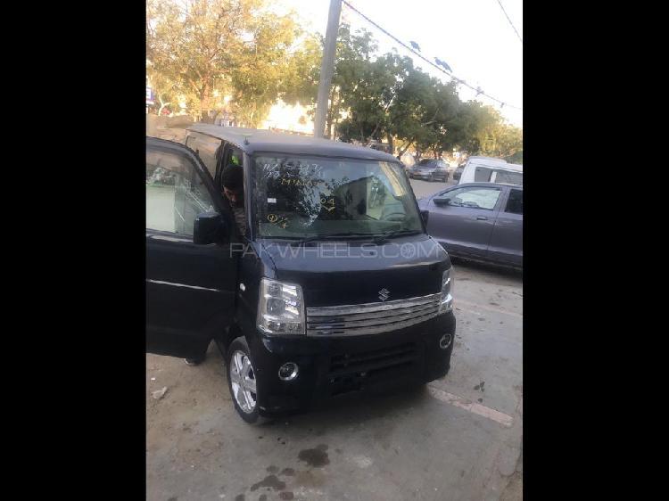 Suzuki every wagon pz turbo special 2014