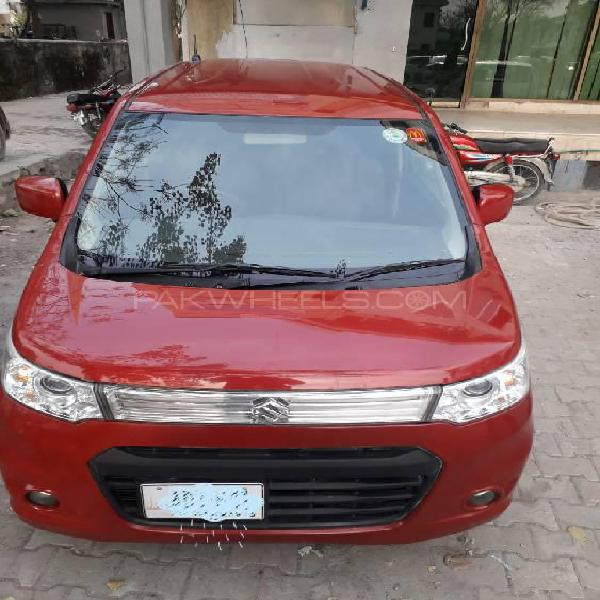 Suzuki wagon r stingray limited 2012