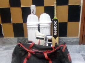 Cricket kit (used) (full)
