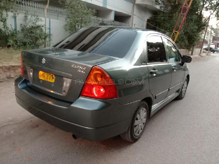 Suzuki liana rxi (cng) 2007