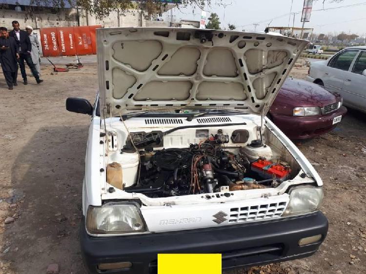 Suzuki mehran vx (cng) 2007