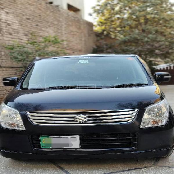 Suzuki wagon r limited 2011