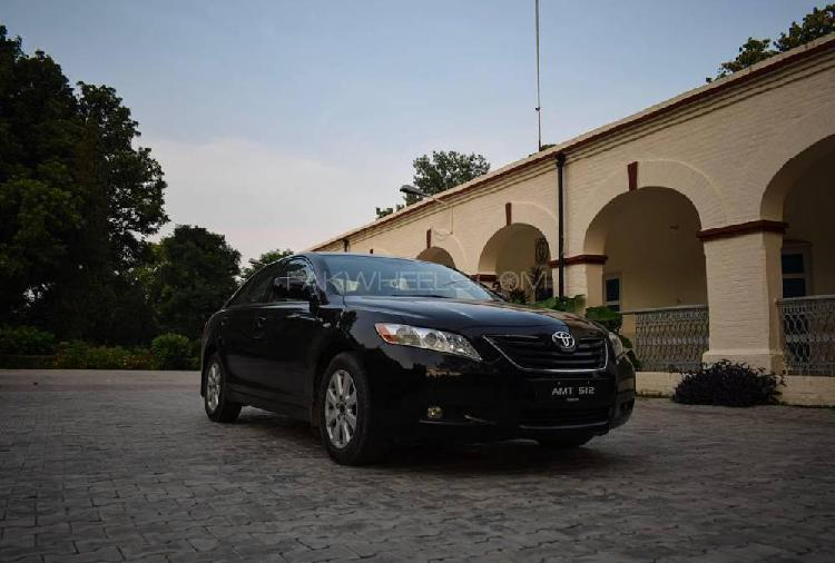 Toyota camry up-spec automatic 2.4 2007