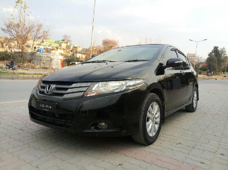 Honda city aspire 1.3 i-vtec 2013