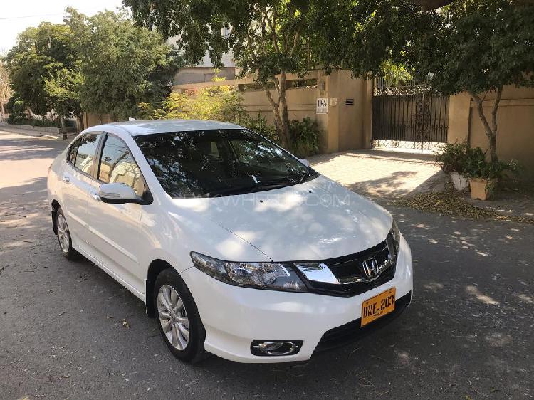 Honda city aspire 1.5 i-vtec 2018