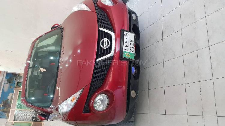 Nissan Juke 15RX Premium Personalize Package 2016