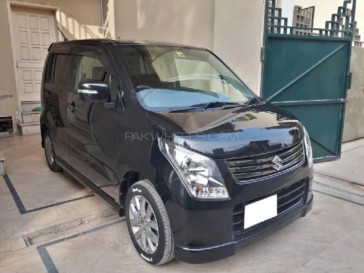 Suzuki wagon r fx limited 2011