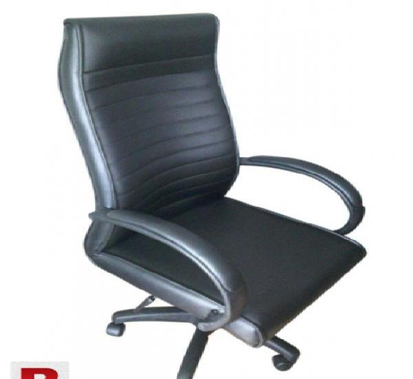 Executive chair quality leather