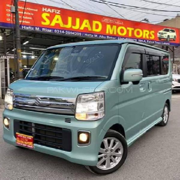 Suzuki every wagon pz turbo special 2015