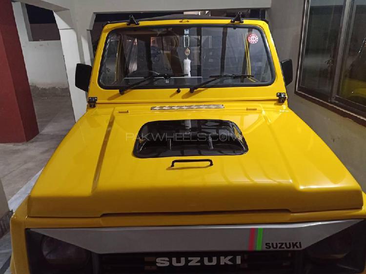 Suzuki jimny sierra 1985