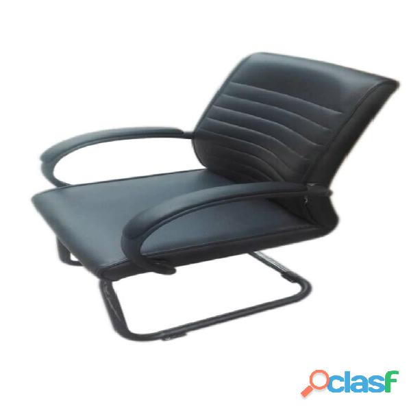 Visitor chair quality leather | whole sale rates