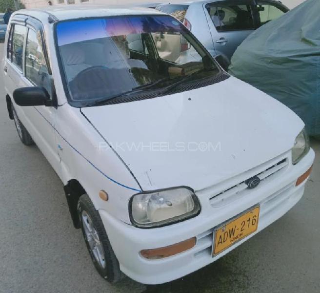 Daihatsu cuore cx eco 2002
