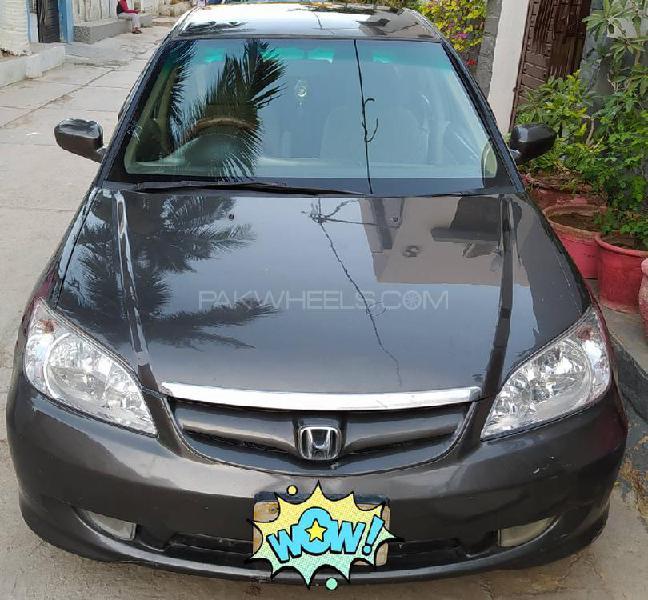 Honda civic exi prosmatec 2005