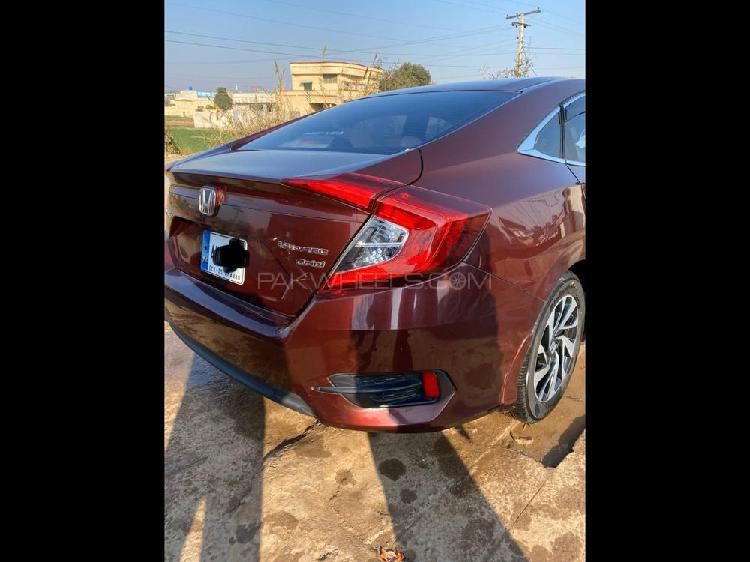 Honda civic oriel 1.8 i-vtec cvt 2019
