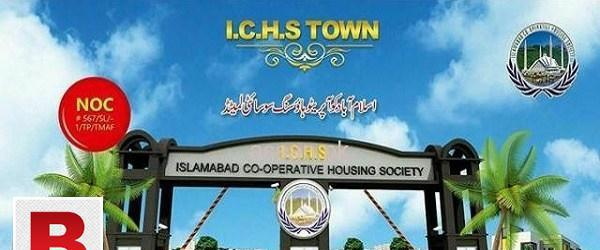 Ichs (p block) residential plot available