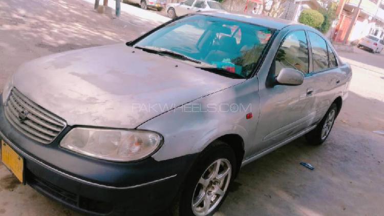 Nissan sunny ex saloon 1.3 2005
