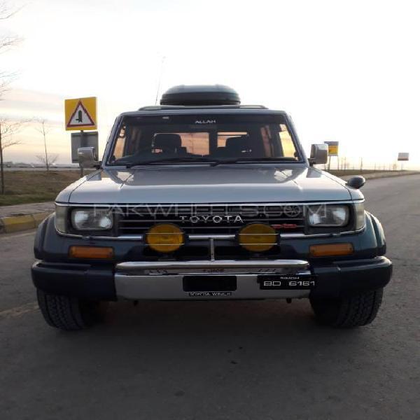 Toyota prado 1994