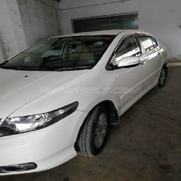 Honda city aspire 1.5 i-vtec 2018